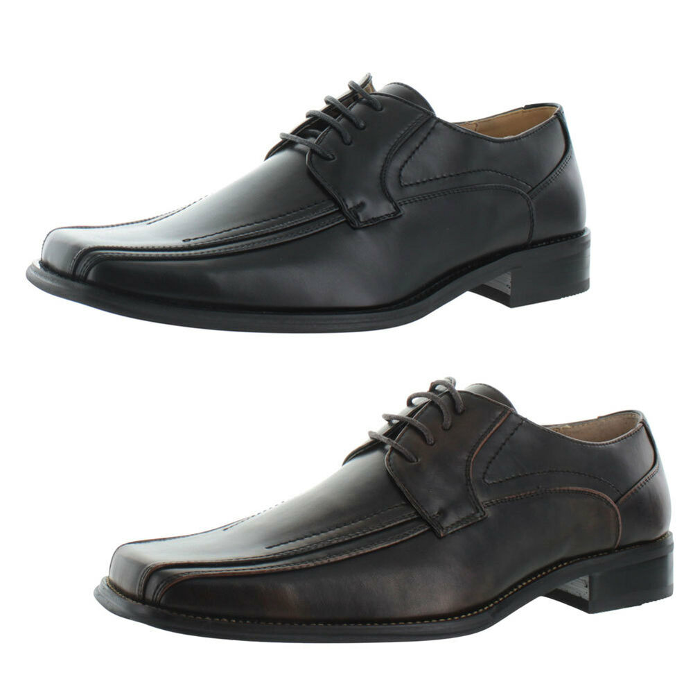 masimo square toe s lace up dress shoes oxfords ebay