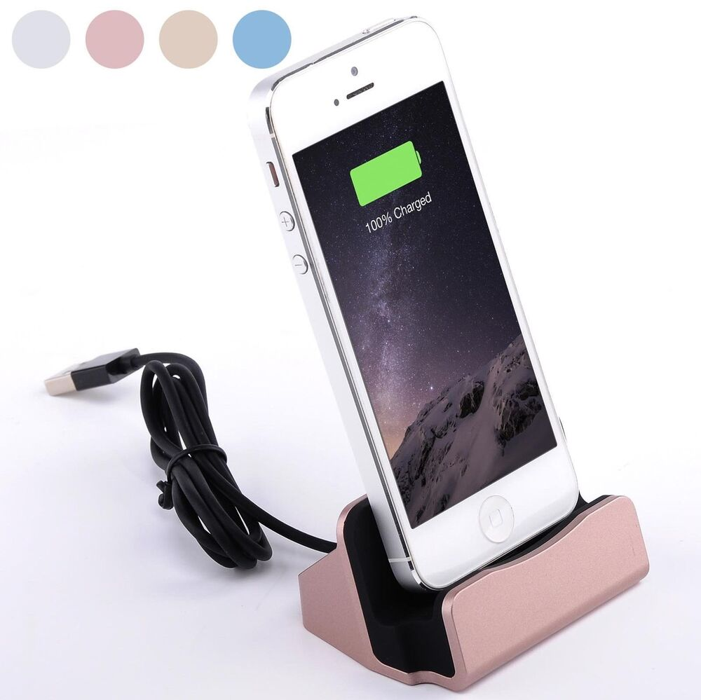 desktop charger docking station sync charge stand cradle. Black Bedroom Furniture Sets. Home Design Ideas