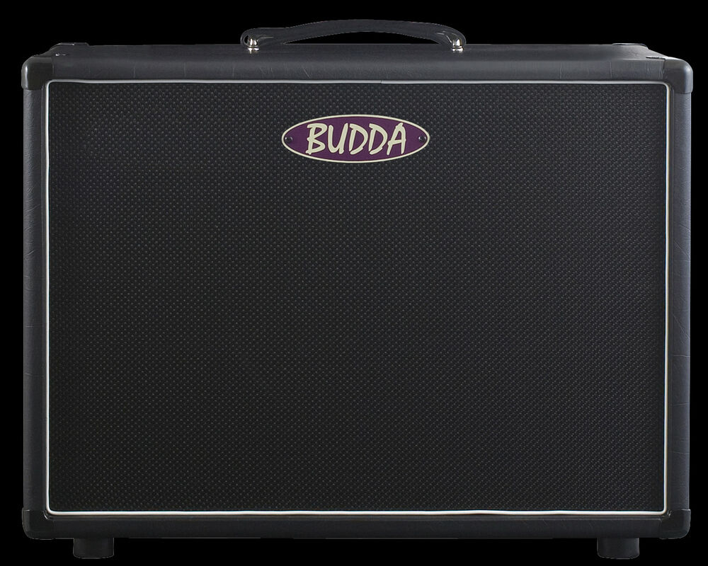 budda 1x12 75 watt closed back extension guitar speaker cabinet brs 08100 new ebay. Black Bedroom Furniture Sets. Home Design Ideas