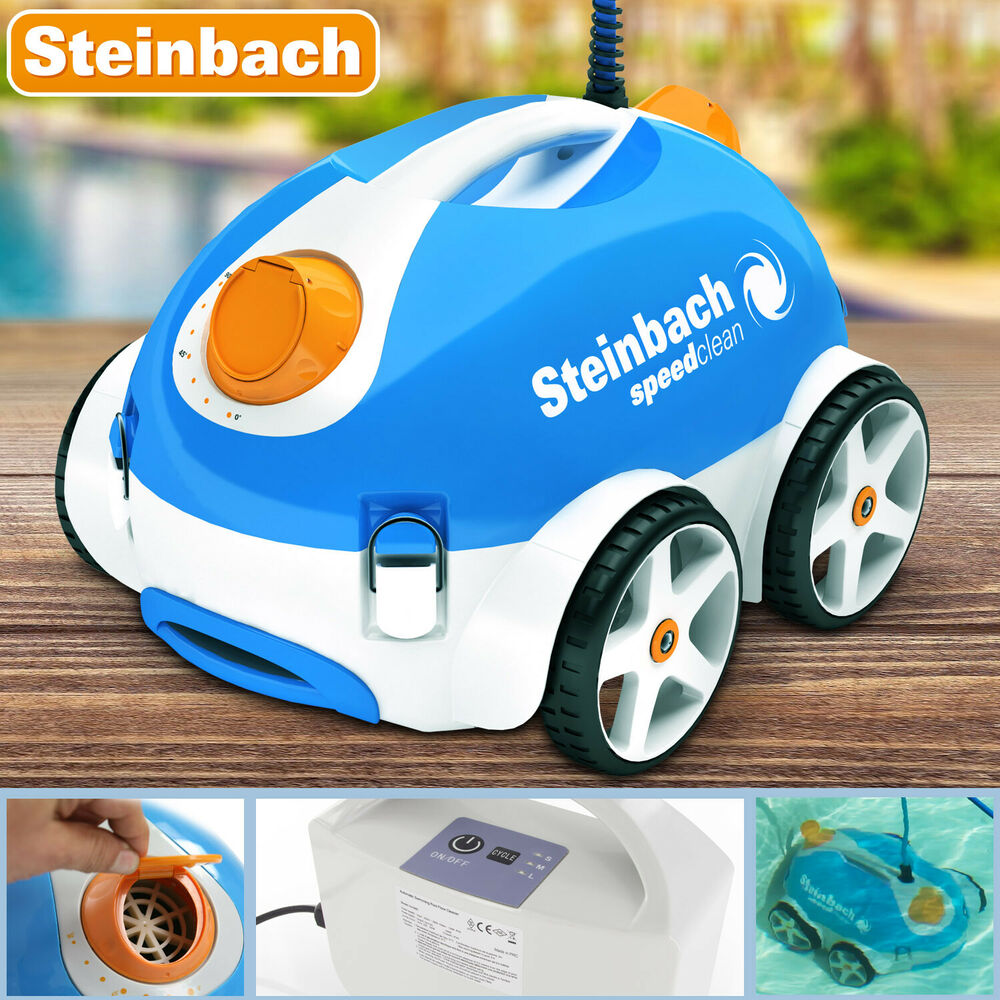 pool poolroboter poolrunner bodensauger sauger bodenreiniger reiniger roboter ebay. Black Bedroom Furniture Sets. Home Design Ideas
