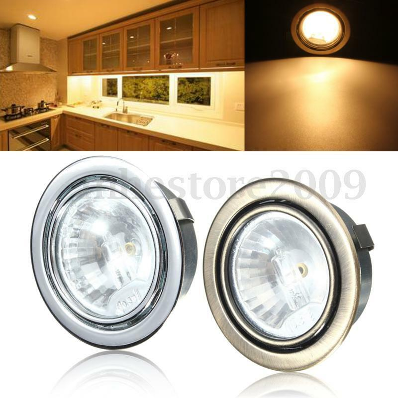 halogen kitchen light fixtures 12v mounted kitchen shelf cupboard cabinet 4115