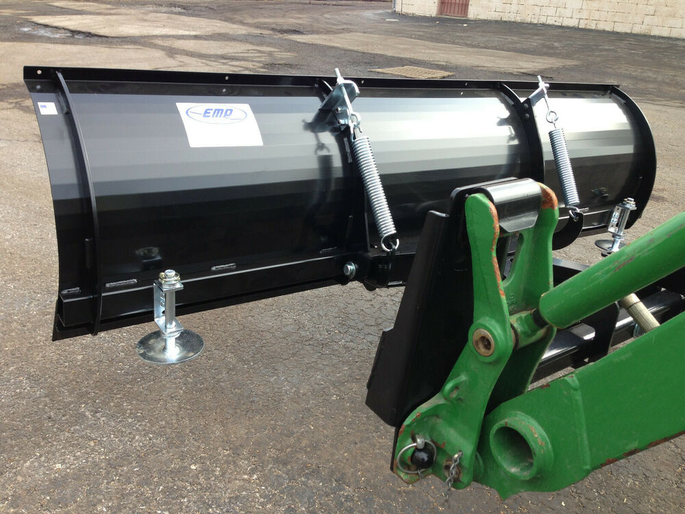 Quick Attach Plow for John Deere Front Loaders works wiht ...
