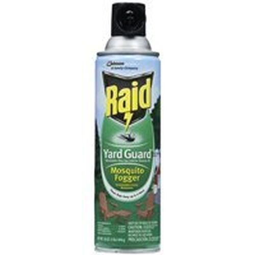 New Raid 01601 Yard Guard Amp Patio Outdoor Insect 16oz Can