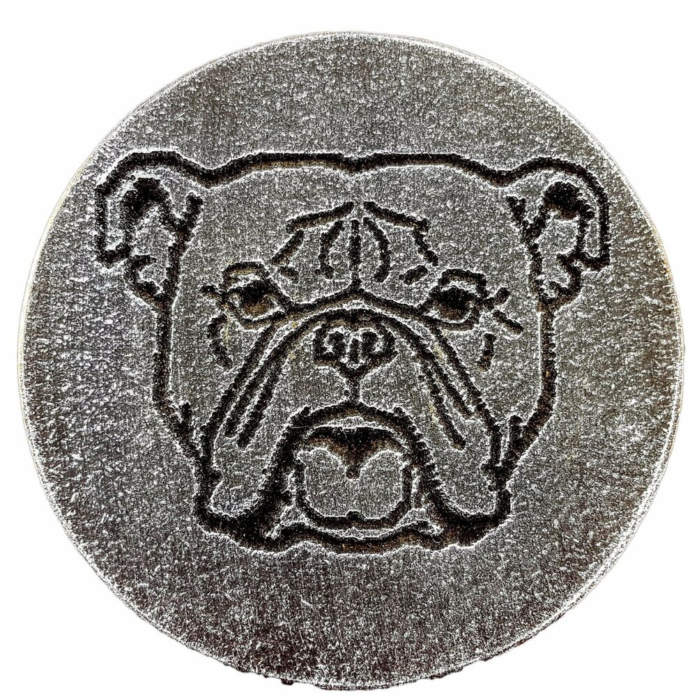 plastic plaque mold dog bulldog garden ornament casting. Black Bedroom Furniture Sets. Home Design Ideas
