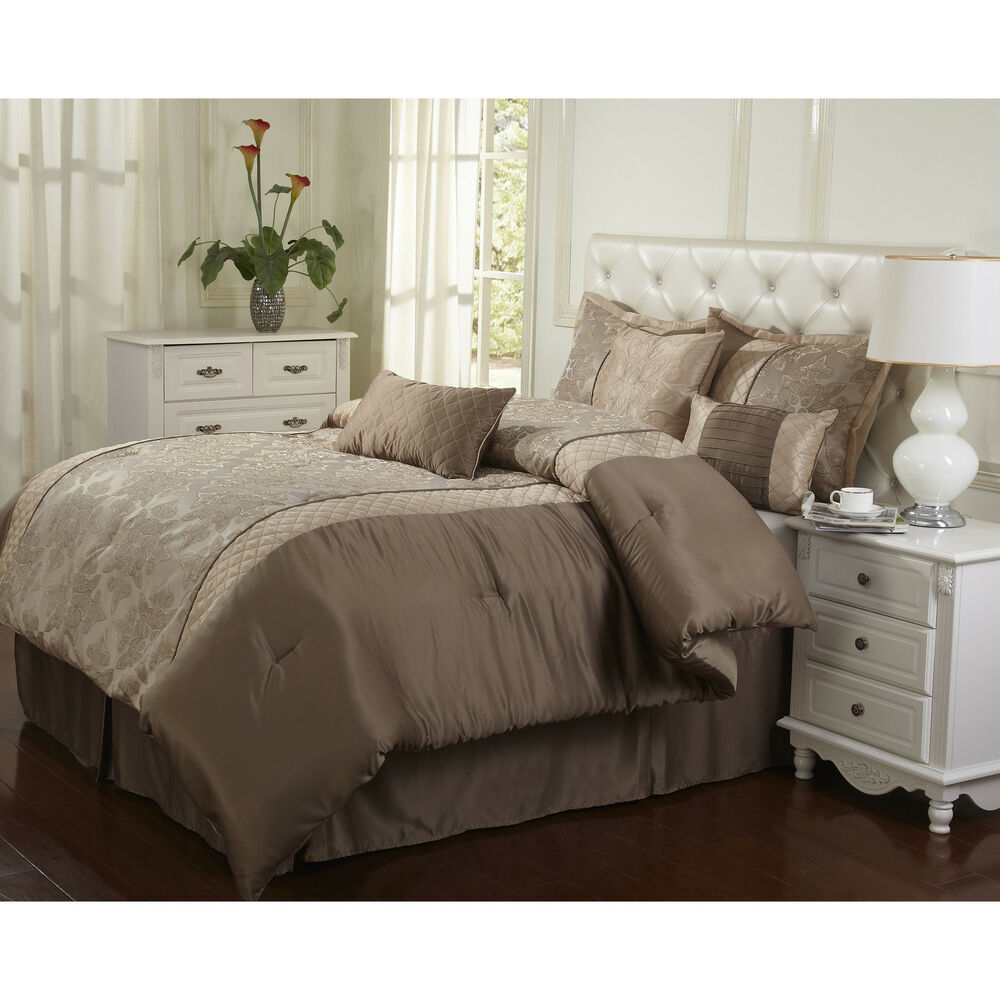 bedroom bedding sets nanshing montage 7 comforter set ebay 10283