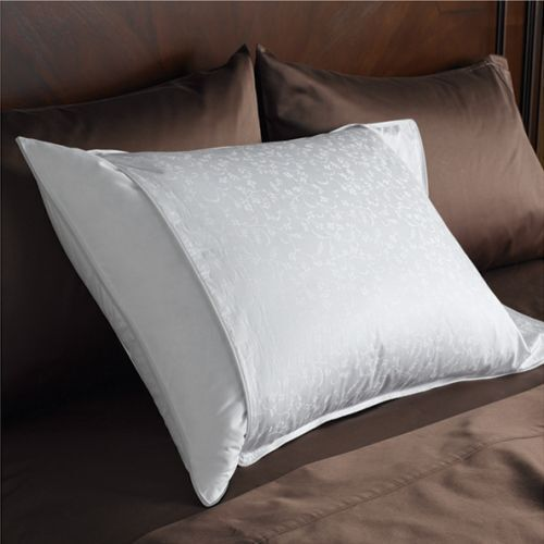 Pacific coast luxury white goose down pillow soft support for Best soft down pillow