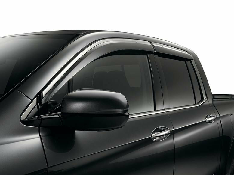 Genuine OEM Honda Ridgeline Door Visor Kit 2017 | eBay