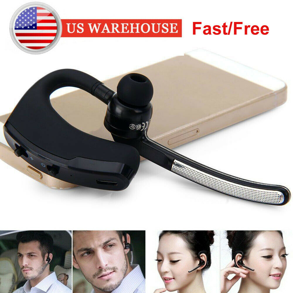 handsfree bluetooth headset headphones stereo in ear earbuds for iphone 6 6s lg ebay. Black Bedroom Furniture Sets. Home Design Ideas