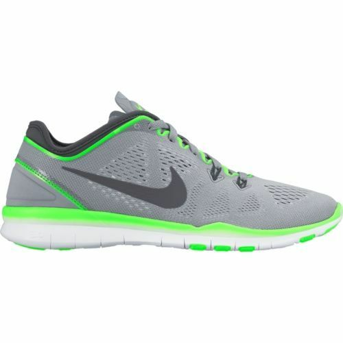 reputable site 3c334 05e4a Details about Nike Women s Free 5.0 Tr Fit 5 Trainer Shoe Sneakers  704674-011 Gray 7 8.5 NIB
