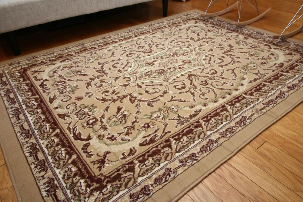 Generations Isfahan Medallion Area Rugs Fast Ship 8024 Ebay