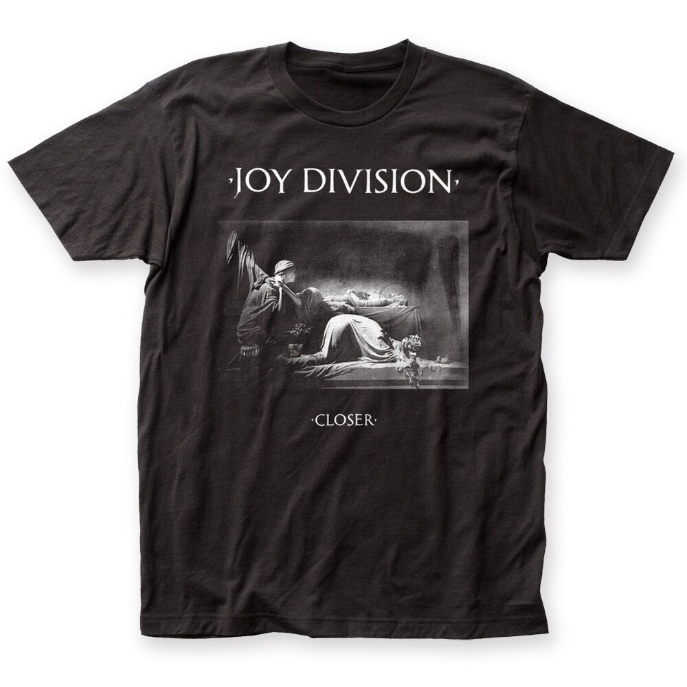 official joy division closer album record cover t shirt s. Black Bedroom Furniture Sets. Home Design Ideas