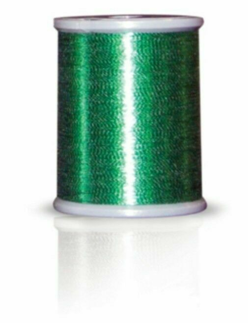 Brother MT994 Metallic Embroidery Thread Green New  EBay