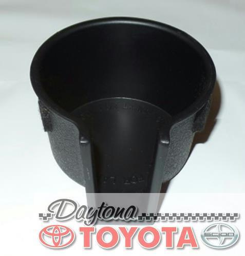oem toyota tundra cup holder driver side 58856 0c010 fits. Black Bedroom Furniture Sets. Home Design Ideas