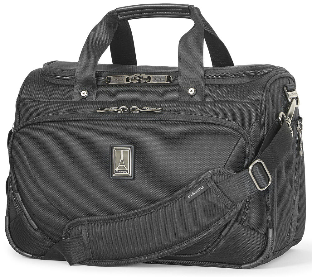 Travelpro Luggage Crew 11 Deluxe Tote Carry On Black Ebay