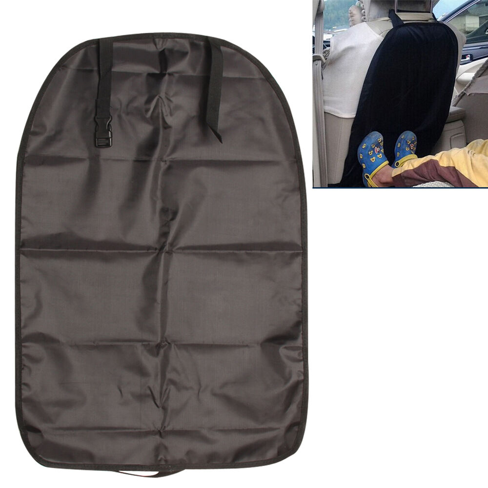 2016 new car seat back protector cover for children baby kick protective mat ebay. Black Bedroom Furniture Sets. Home Design Ideas
