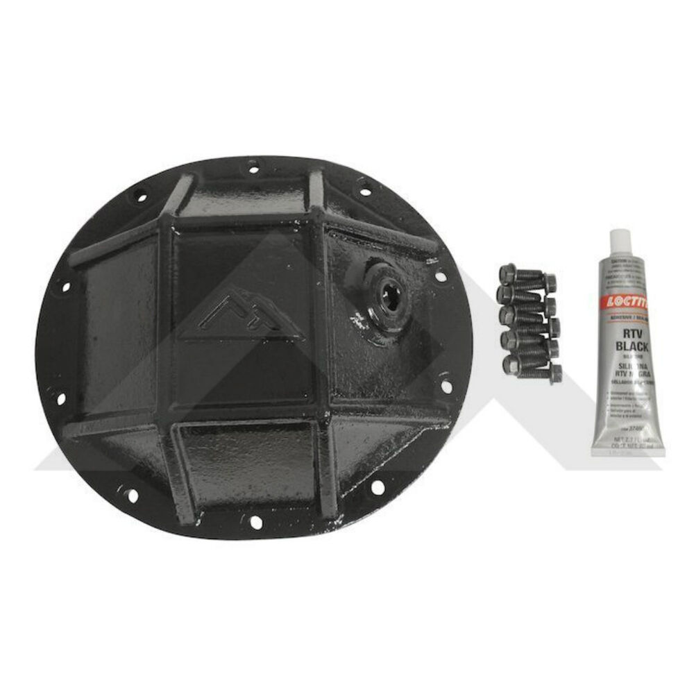 Differential Cover Black Fits Jeep Liberty Cherokee Grand