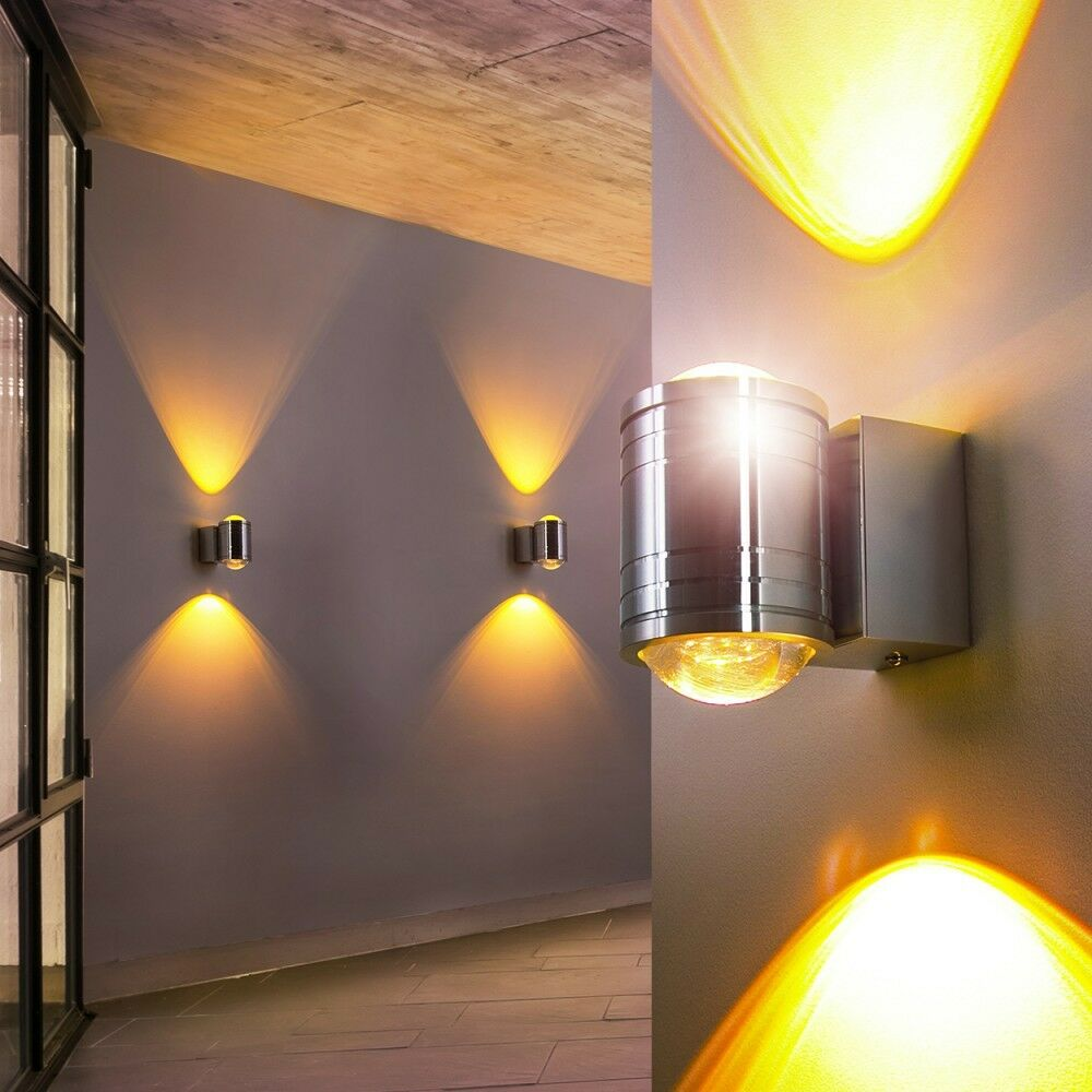 applique murale led design lampe de couloir lampe de. Black Bedroom Furniture Sets. Home Design Ideas