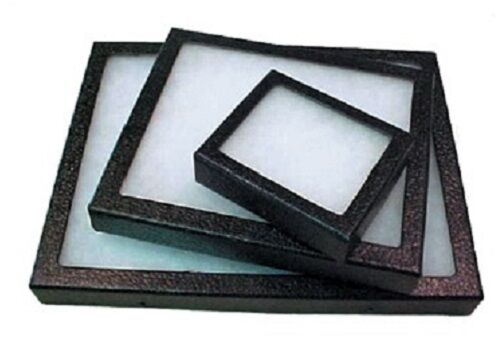 Riker Boxes Riker Mounting Box Collectable Display Cases