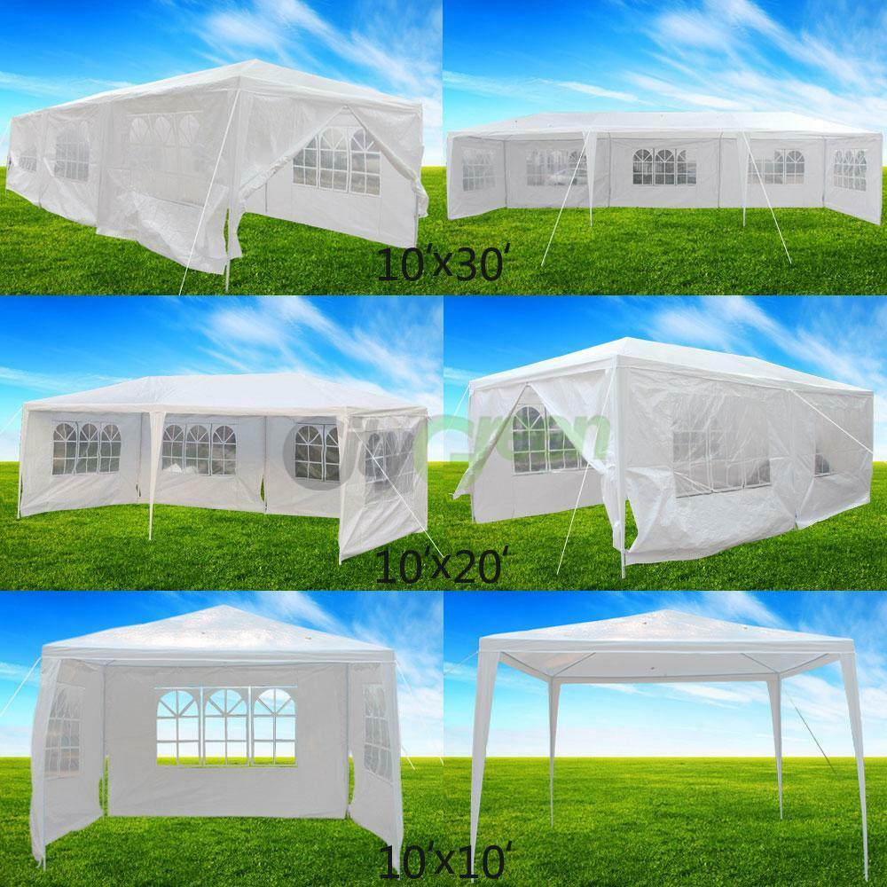10x10 10x20 10x30 Outdoor Canopy Party Wedding Tent Heavy
