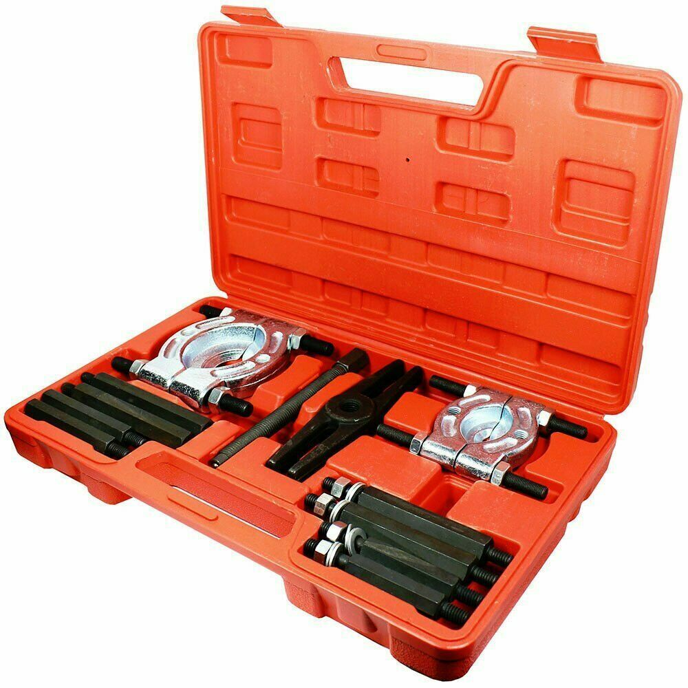 Bearing Puller Kit Advance Auto : Pcs bearing puller separator set quot splitters fly