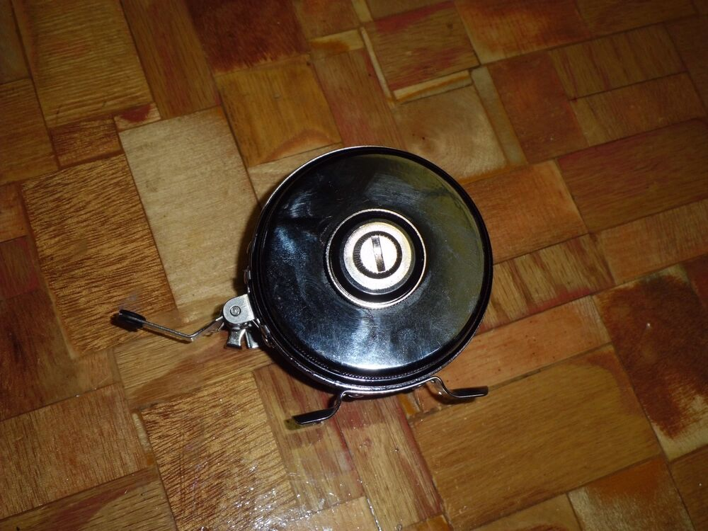 Vintage pflueger automatic model 1195 fly reel ebay for Automatic fishing reel