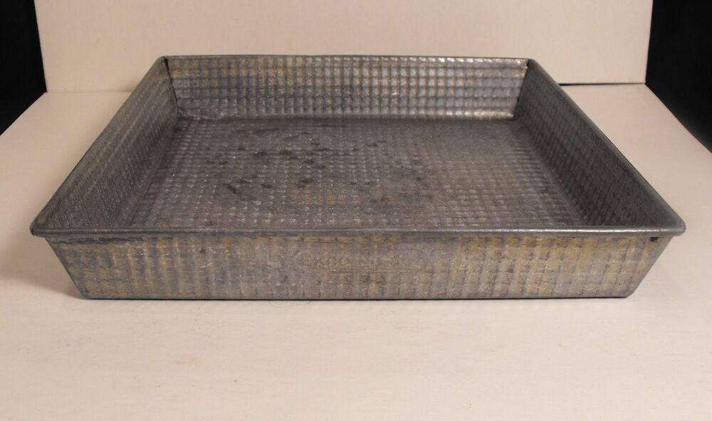 Vintage Ekco Ovenex Square Baking Pan Ekco No 601 Quot The