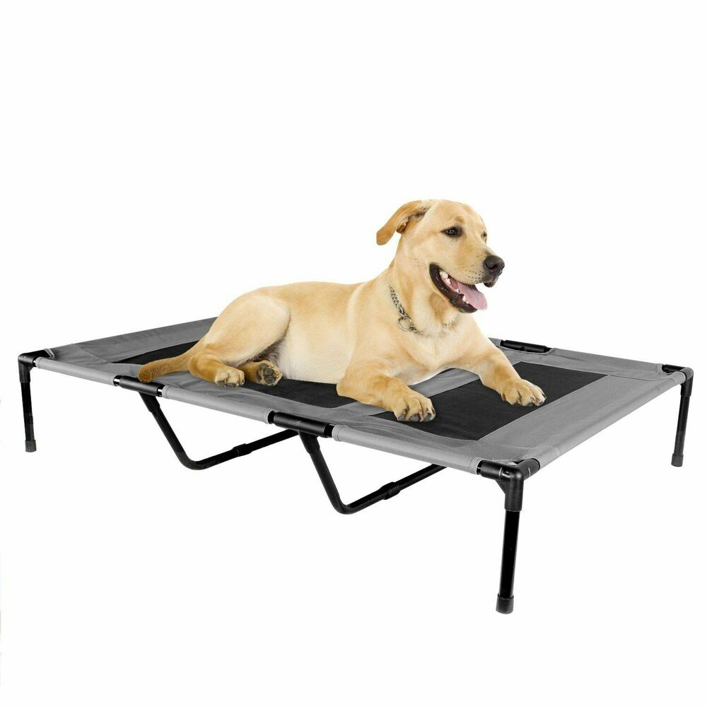 Canvas Outdoor Dog Beds