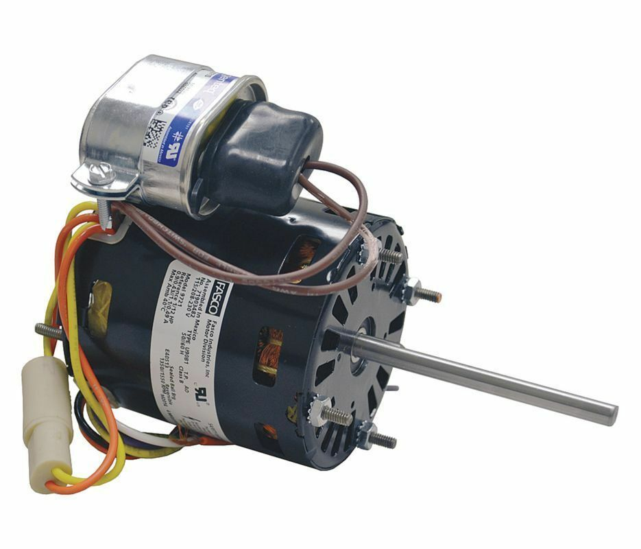 4 N 1 Refrigeration Fan Motor 3 3 1 12 Hp 1550 Rpm 115