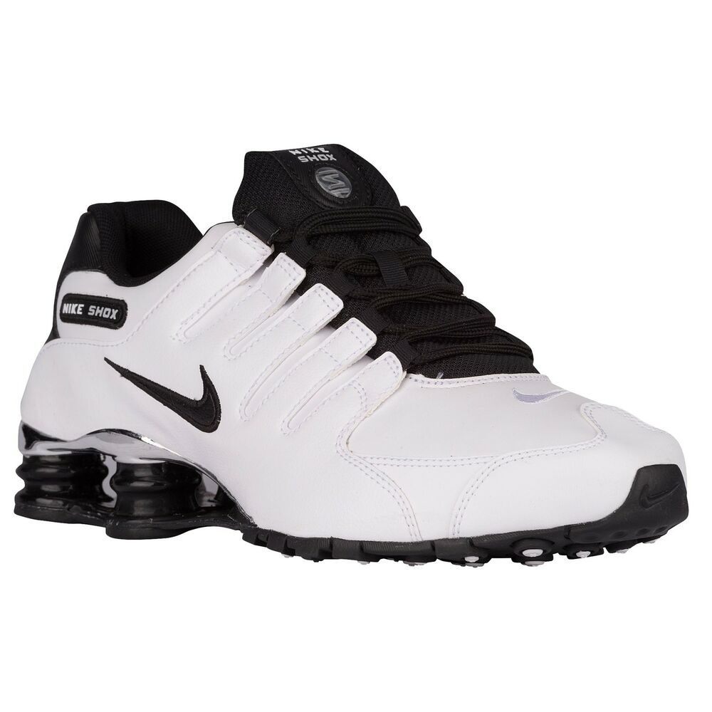 nike shox nz mens shoe herren running schuh sneaker white. Black Bedroom Furniture Sets. Home Design Ideas