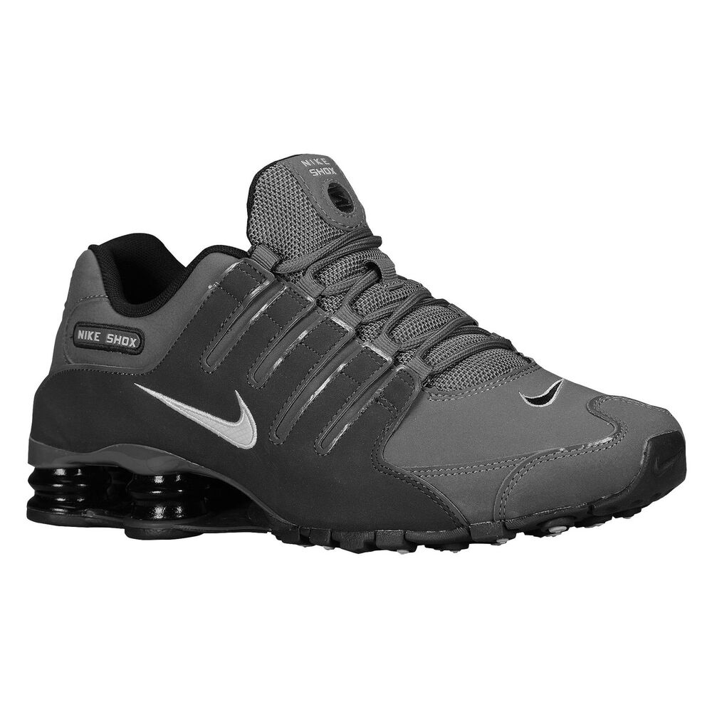 nike shox nz mens shoe herren running schuh sneaker grey alle gr en ebay. Black Bedroom Furniture Sets. Home Design Ideas