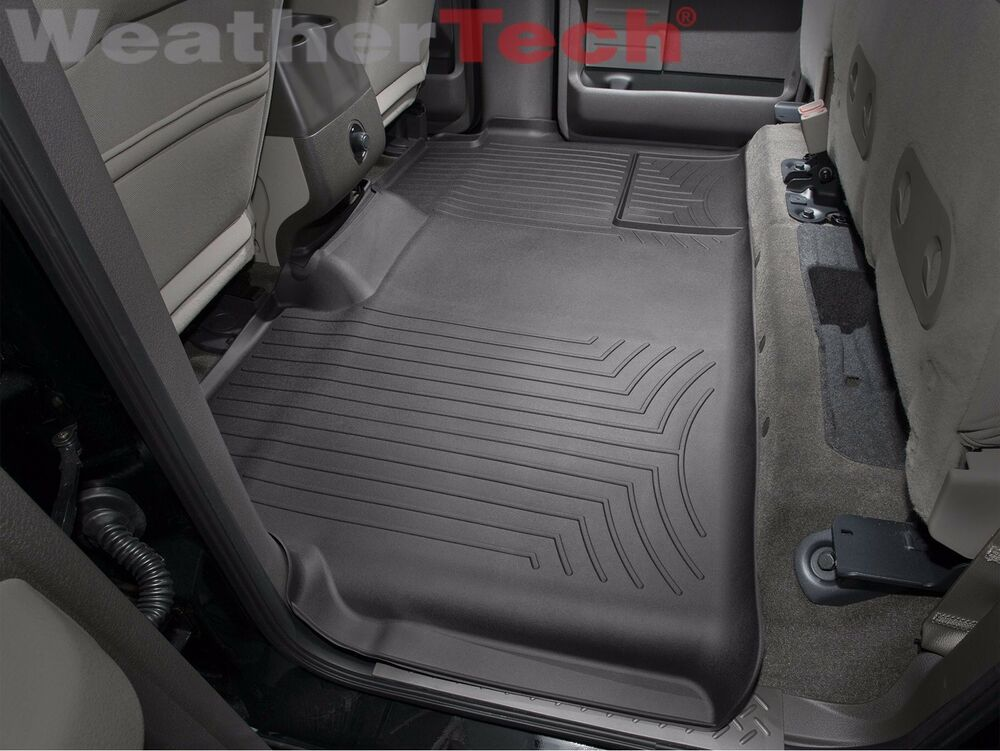 weathertech floorliner for ford f-150 supercrew