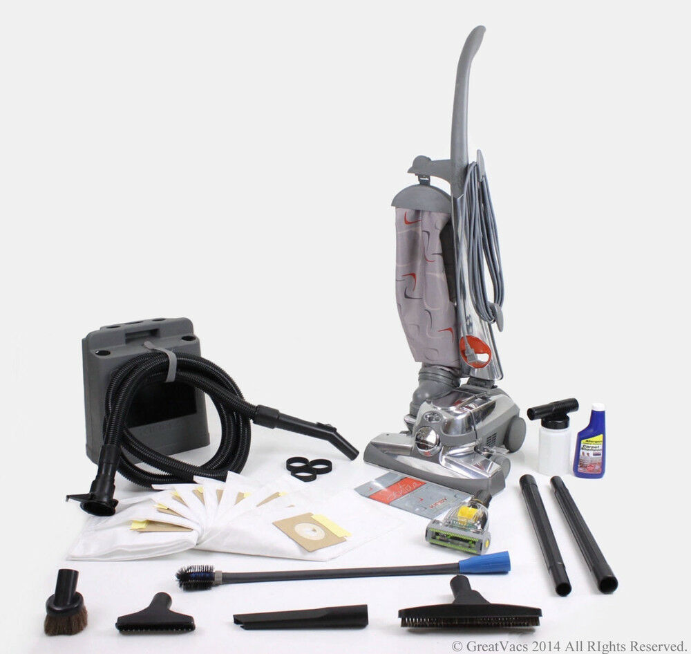 New Vacuums: Reconditioned Kirby Sentria G10 Vacuum Loaded With New