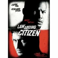 Law Abiding Citizen New DVD! Ships Fast!
