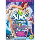 The Sims 3 Showtime Katy Perry Collector's Expansion (PC/MAC) BRAND NEW SEALED