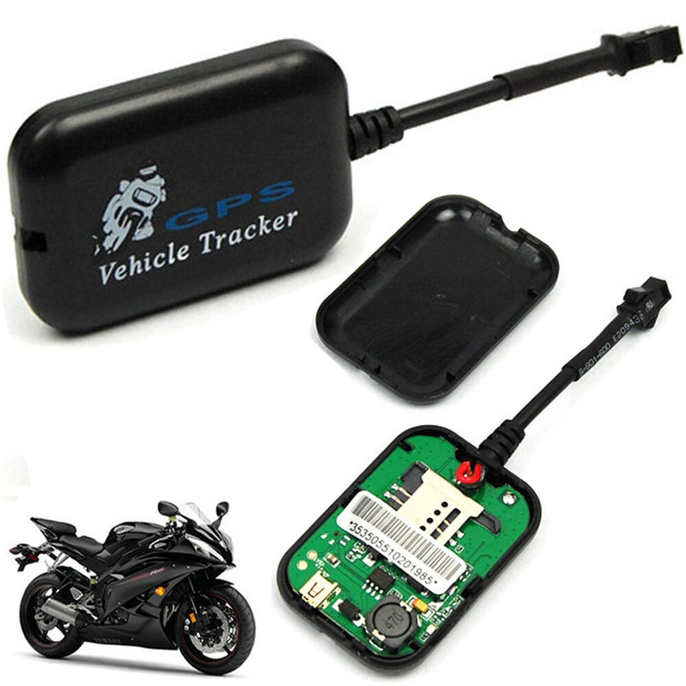 mini vehicle bike motorcycle car gps gsm gprs realtime. Black Bedroom Furniture Sets. Home Design Ideas