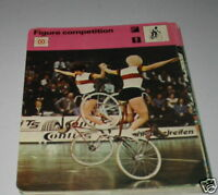 Cycling FIGURE COMPETITION - SC Collector card