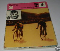 Cycling - Lucien Michard SC Collector card