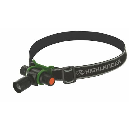 img-Focus 3 Watt LED Head - 3 LED Head Torch with Focussing Zoom Military Outdoors