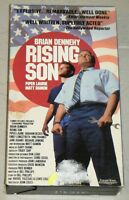 RISING SUN VHS, Turner Home Video 1990 - Brian Dennehy & Piper Laurie! RARE