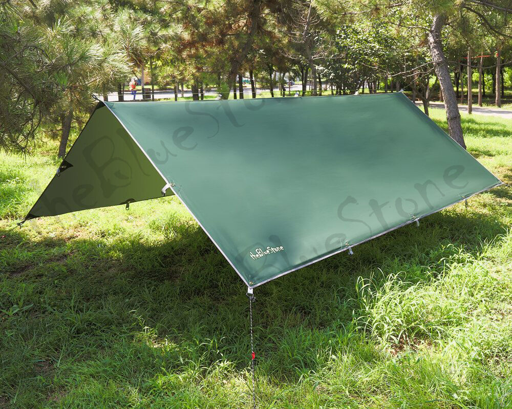 10 X 12 Ft Hammock Rain Fly Tent For Canopy Hammock