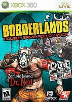 Borderlands Double Game Add-On Pack: The Zombie Island of Dr. Ned (XBOX 360)