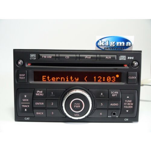 nissan-sentra-20102012-cd-mp3-player-waux-rds-ipod-contrl-cy13f-see-video