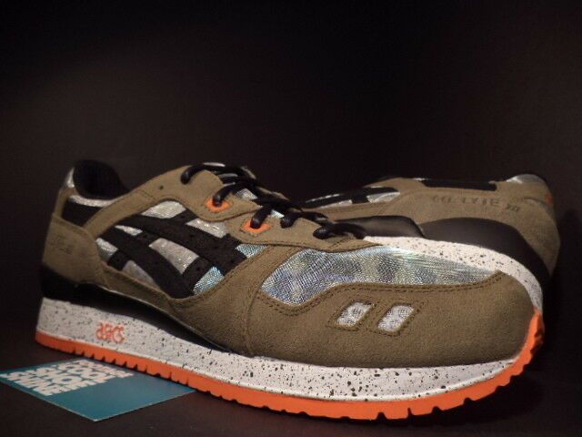 asics gel lyte iii basics model-002 guardian ebay
