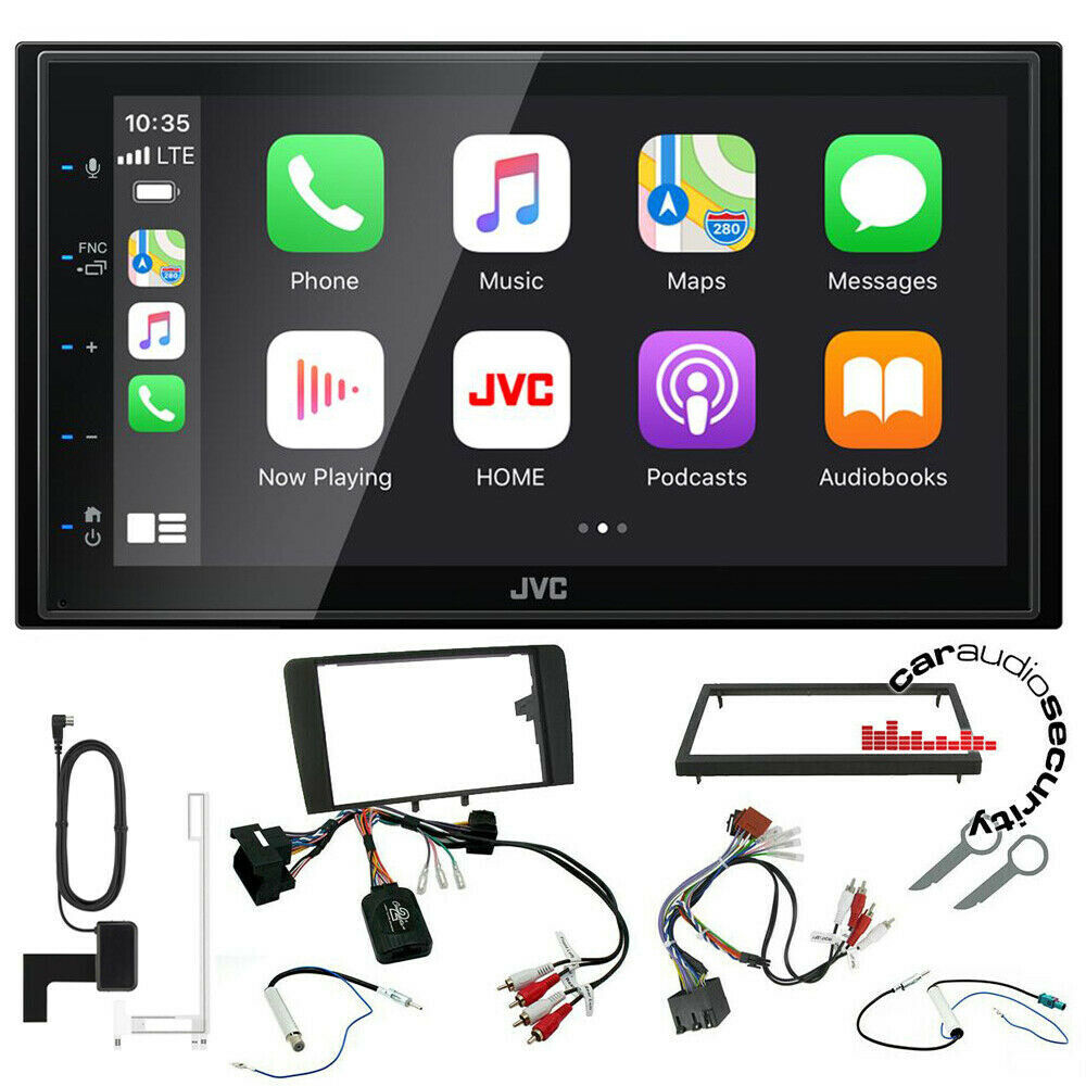 Audi A3 8p 200368 Touch Screen Dvd Apple Carplay Bluetooth Stereo Full Bose Car Cd Fitting Kit Fascia Wiring Harness Ebay Upgrade