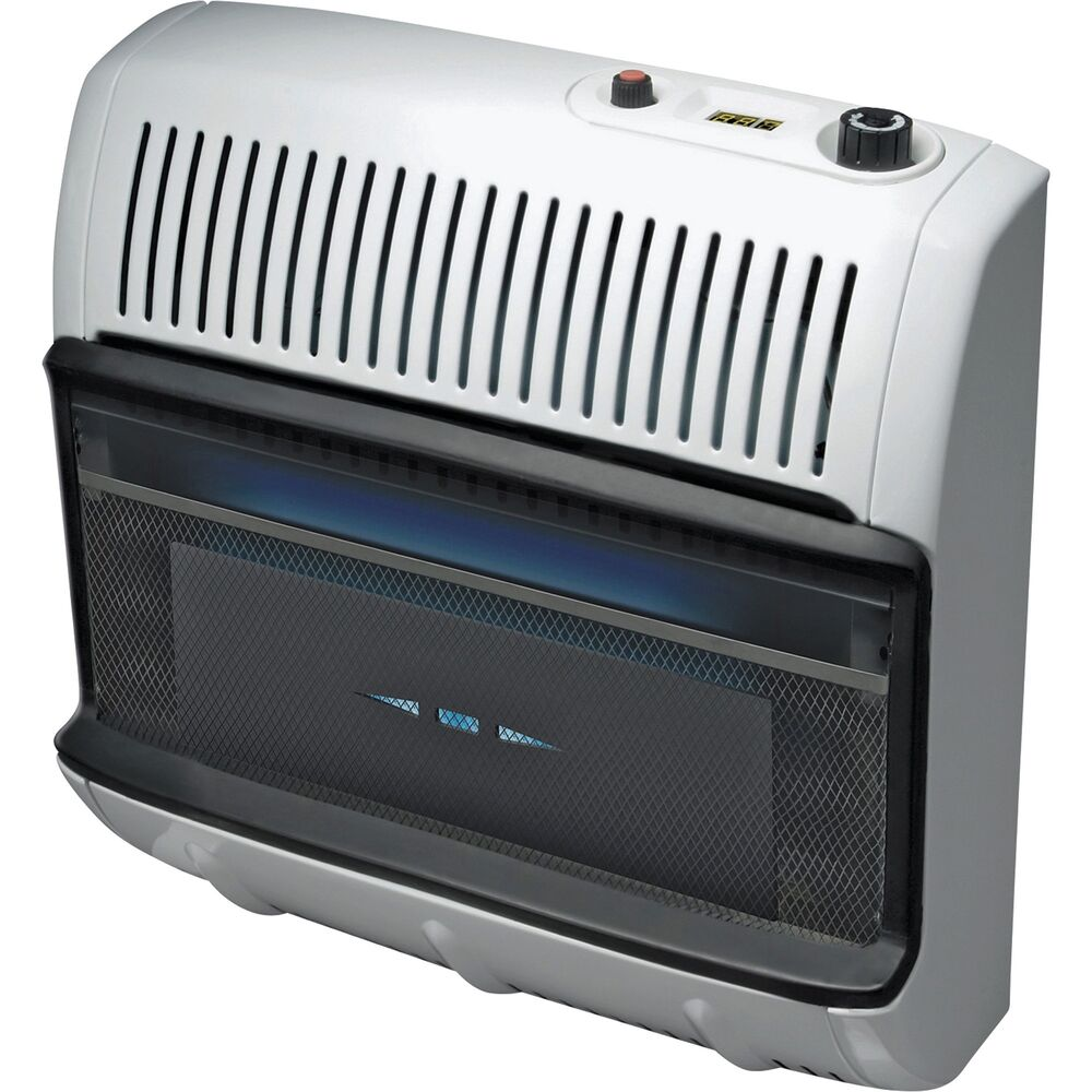 Mr. Heater Vent-Free Garage Heater - Natural Gas, 30,000 ...
