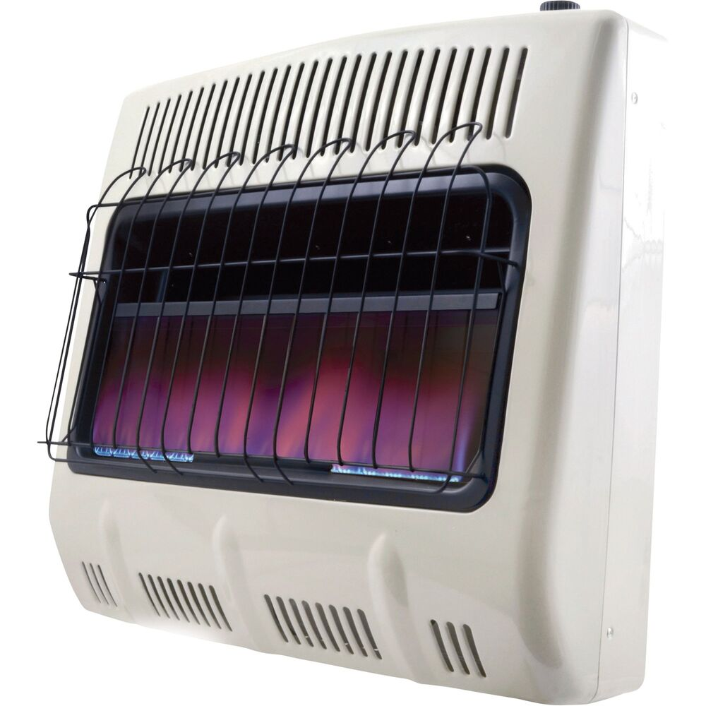 Mr Heater Propane Vent Free Blue Flame Wall Heater