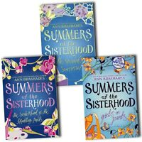 Summers Of The Sisterhood Collection Ann Brashares 3 Books Set Pack New