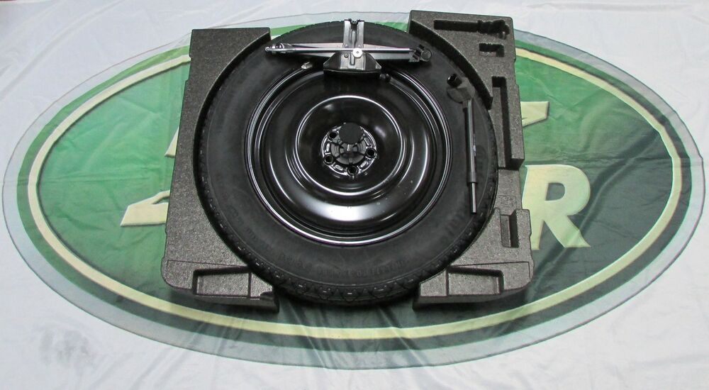 Genuine Range Rover Evoque 18 Quot Spare Wheel Kit Ebay