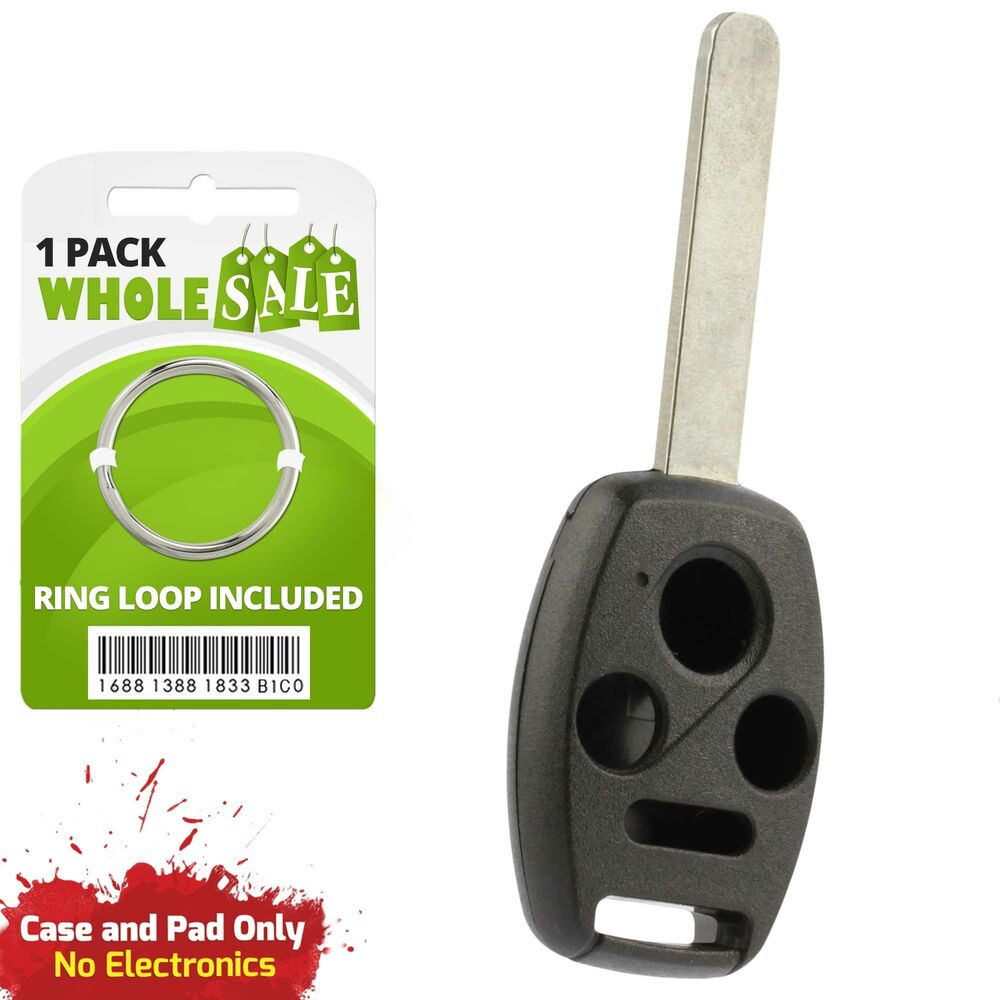 Replacement For 2003 2004 2005 2006 2007 Honda Accord Key
