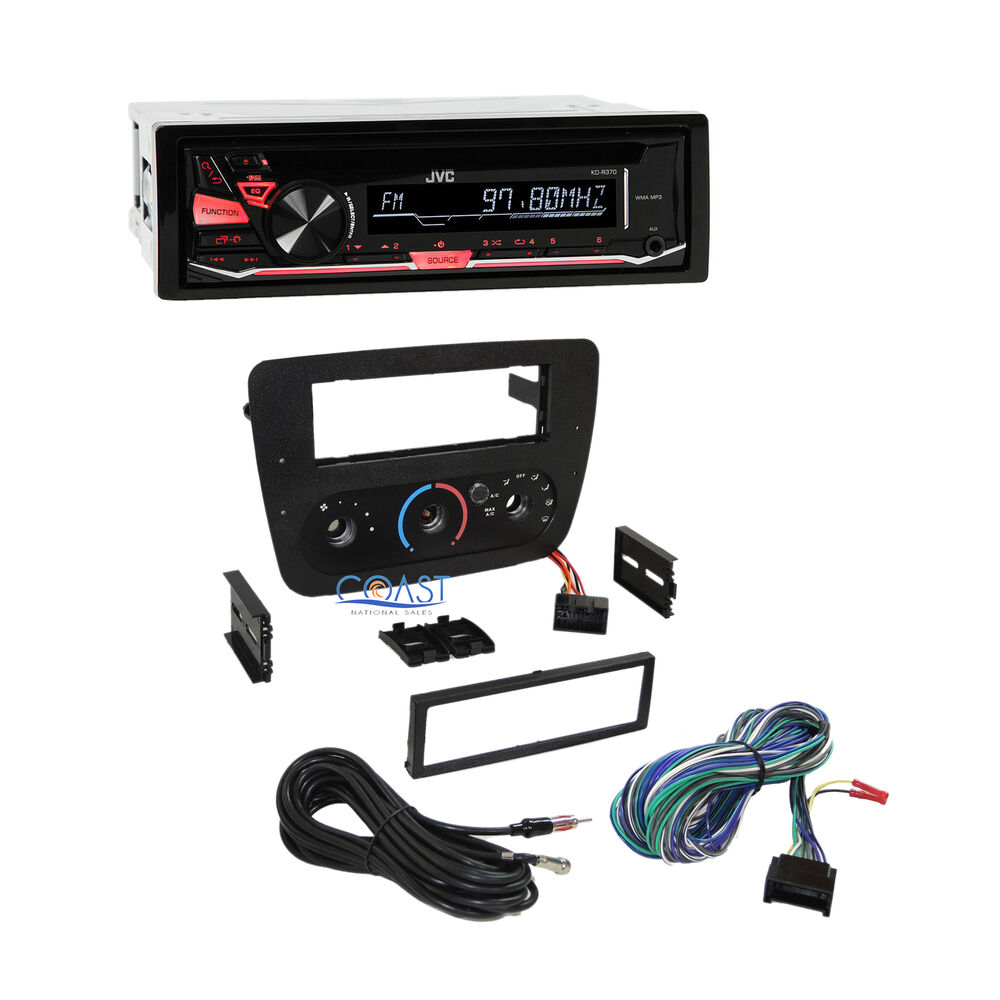 Jvc Car Radio Stereo Dash Kit Harness For 2000